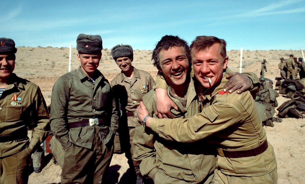 О доблести советских солдат …