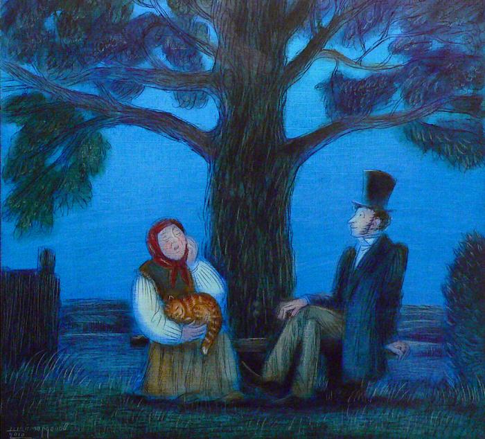 Ночные сказки. Автор: Игорь Шаймарданов.