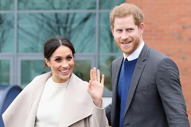 Принц Гарри рассказал, что их с Меган Маркл первое свидание прошло в супермаркете