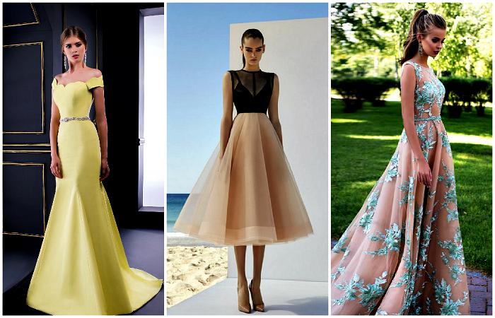 Подборка модных платьев для выпускного вечера