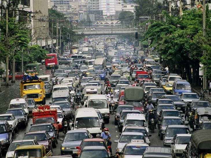 Антитоп: 10 городов с самыми чудовищными пробками