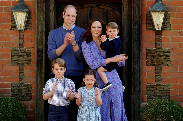 Принц Луи готовится к знакомству с новыми для себя семейными традициями Монархии
