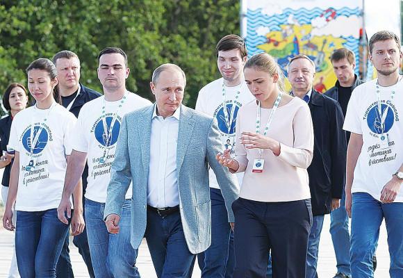 Перспективное будущее России…
