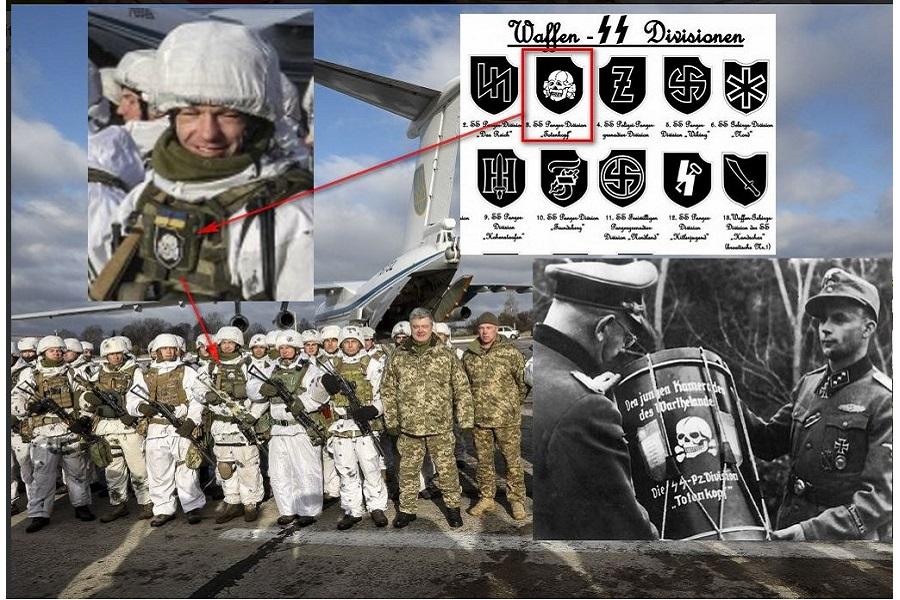 Фото Порошенко с украинскими…