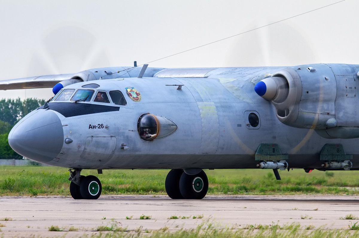 На украинском заводе повредили транспортник ВВС во время капитального ремонта АН-26,ВВС Украины,Мировое обозрение,Ремонт