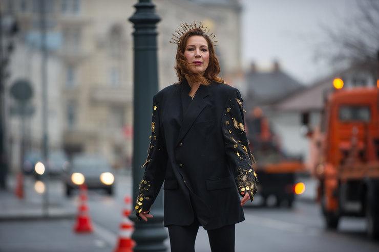 Мода после 55 лет: как одеваются самые стильные представители старшего поколения