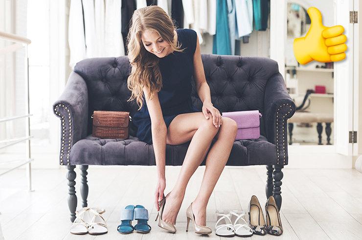 Растягиваем обувь в домашних условиях