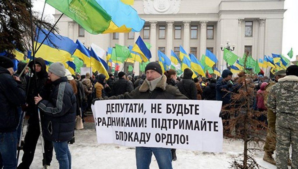 Блокада как диагноз политической шизофрении. Александр Сокуренко