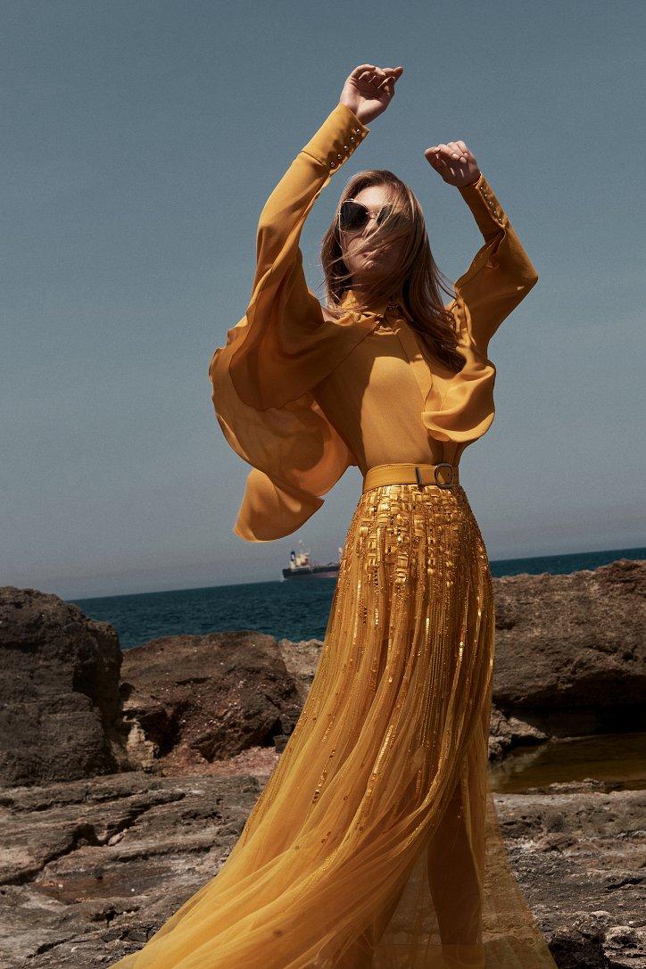 Коллекция Elie Saab Resort 2020 фото №31