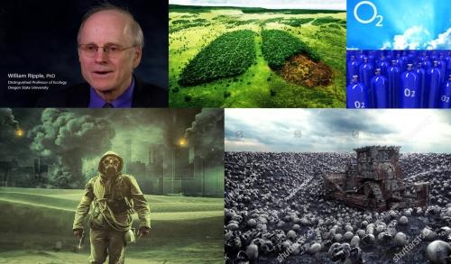 Обращение 15 000 ученых к человечеству: Земля теряет кислород. Мир движется к Апокалипсису