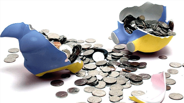 Bloomberg: Вероятность дефолта в Украине – одна из самых высоких в мире