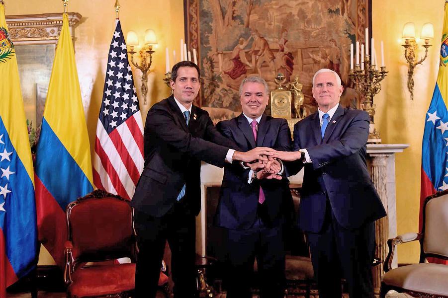 Россия спасет Венесуэлу? Гуа…