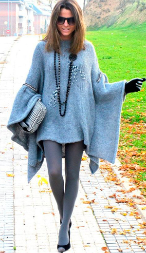 ПОНЧО - одежда на все времена года. одежда,разное