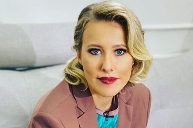 Mash: у Ксении Собчак обнаружен коронавирус Новости