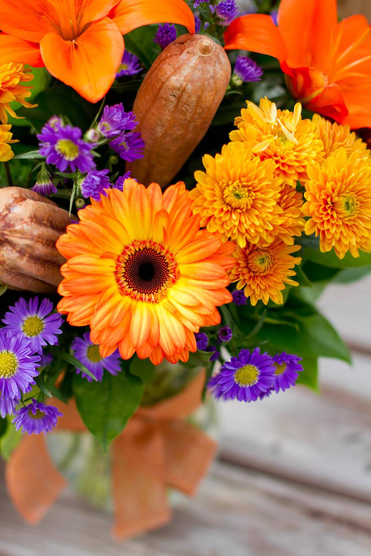 Как сделать букет из цветов своими руками как настоящий флорист