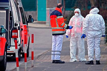 В Германии допустили появление невосприимчивой к вакцинам мутации COVID-19 Мир