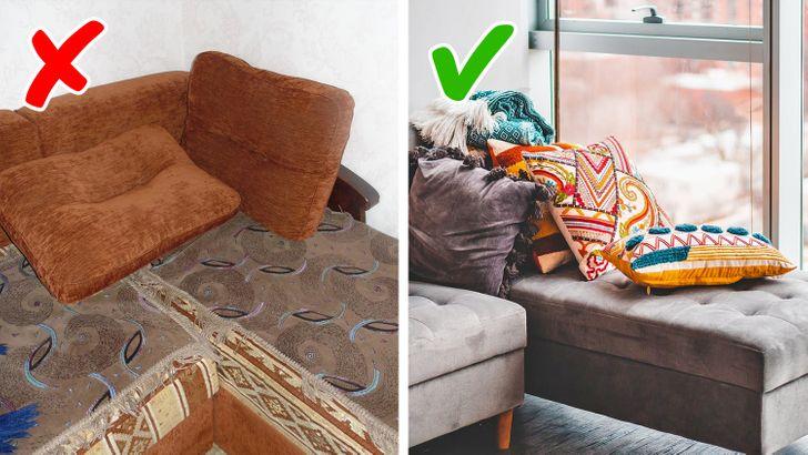 13 вещей в квартире, которые демонстрируют бедность владельца, даже если на самом деле это не так идеи для дома,интерьер и дизайн
