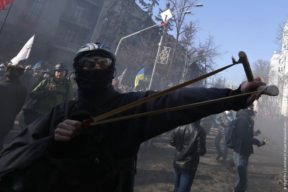 Война в Киеве