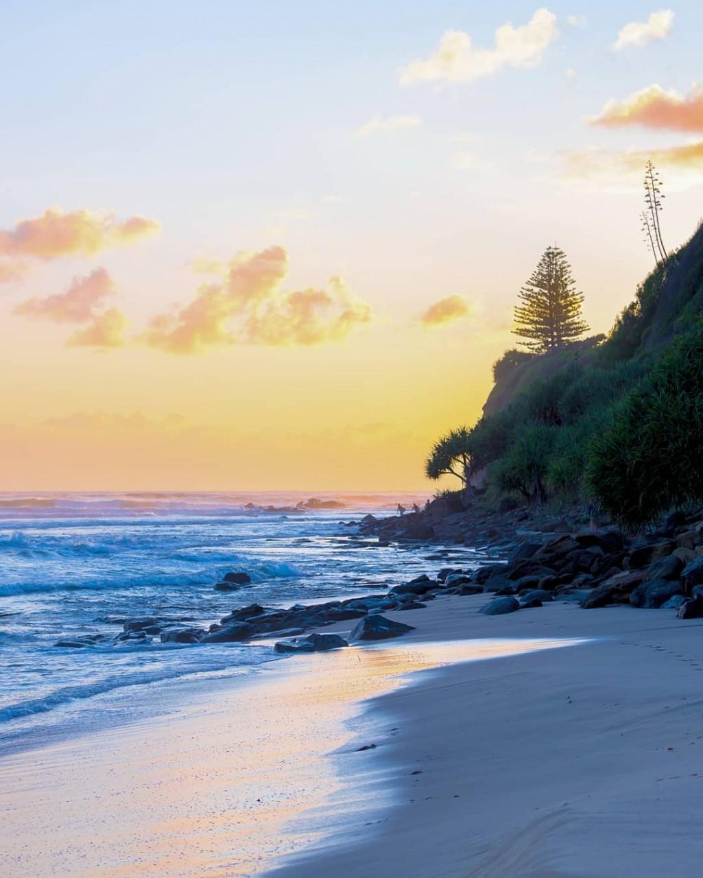 Красивые австралийские пейзажи на снимках Митчелла Петтигрю Австралия