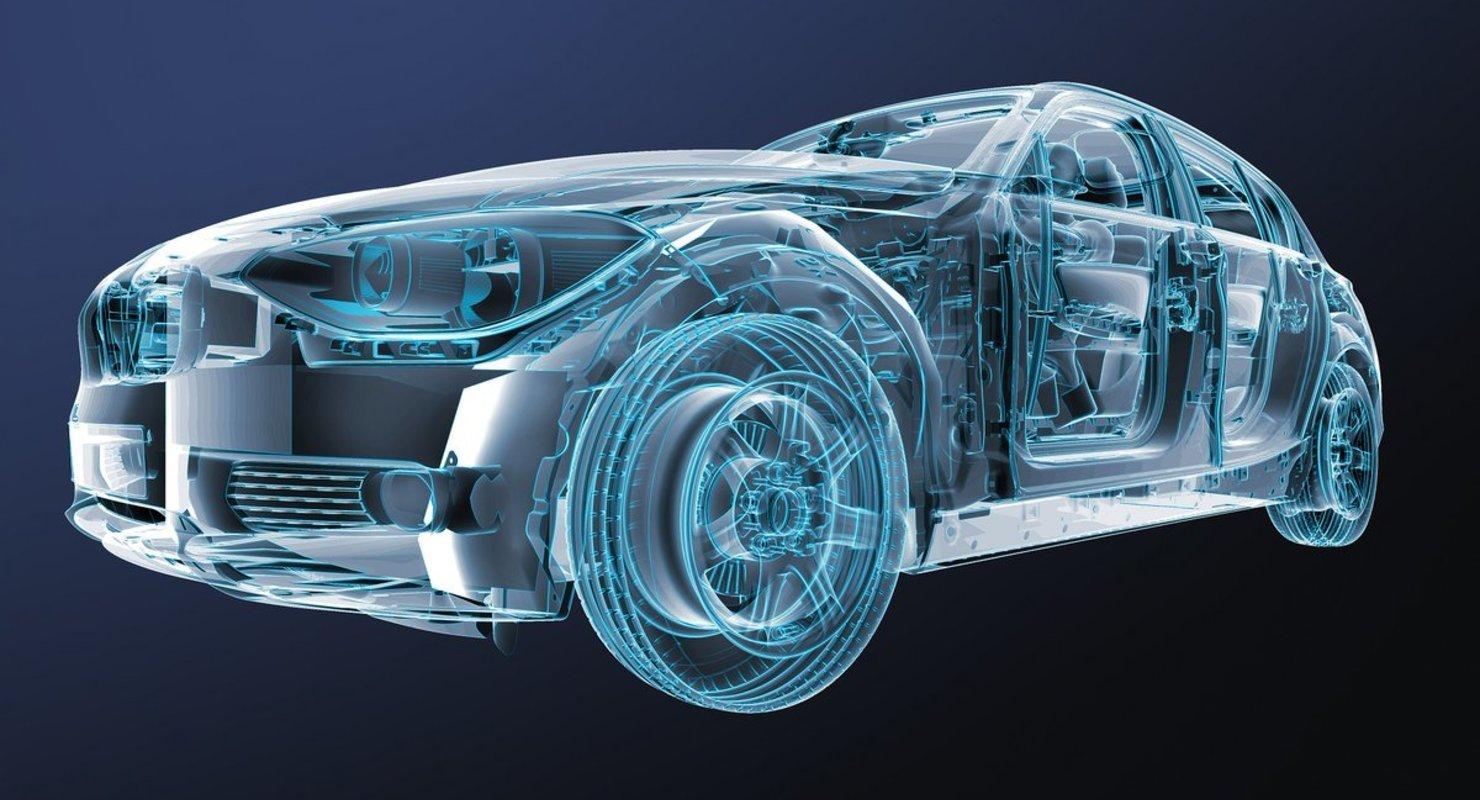 Как на АвтоВАЗ используют 3D-моделирование Автомобили