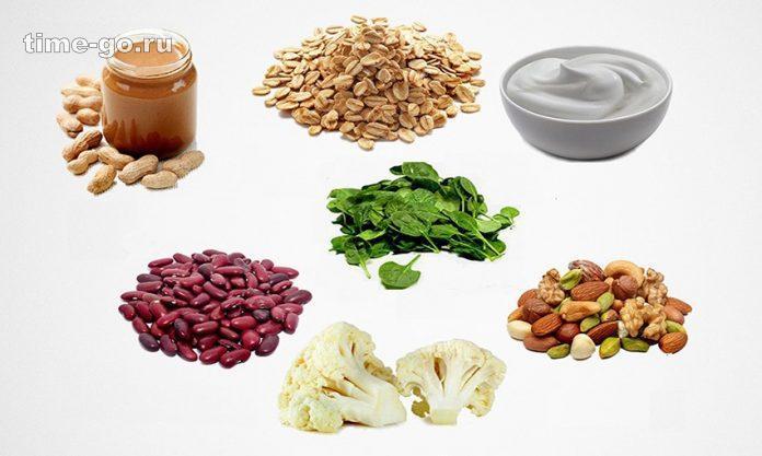 Доступные источники белка дл…