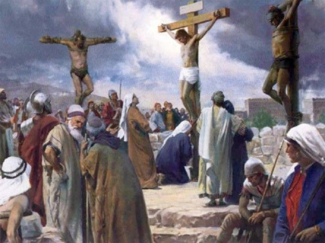 Картинки по запросу иисус на кресте