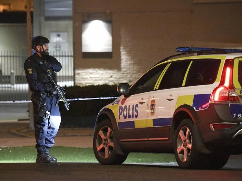 В Швеции задержали человека, обвиненного в работе на Россию
