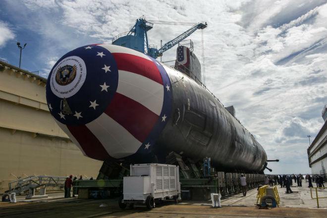 Вирджиния: субмарина Пентагона, которую почти невозможно засечь АПЛ,армия,Атомная подводная лодка,ВМФ США,война,Пространство,субмарина,флот