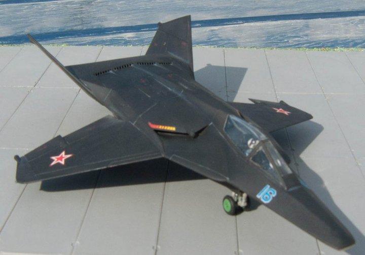 Американский эксперт рассказал о российском истребителе шестого поколения МиГ-41