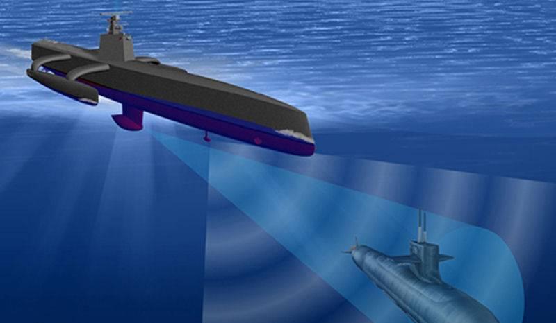 Безэкипажный катер для ВМС НОАК вмф