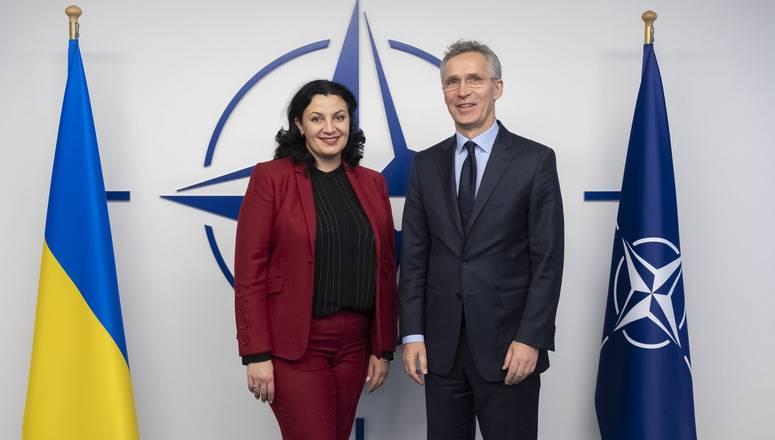 Страны НАТО выделяют средства в трастовые фонды для помощи Украине