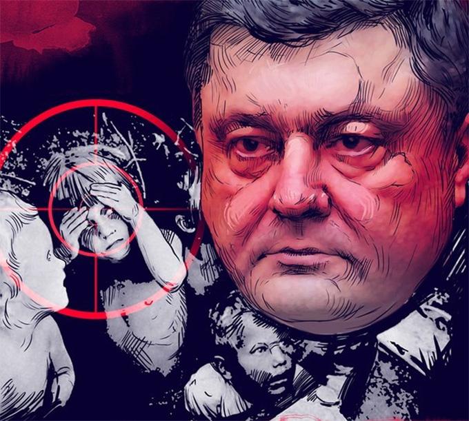Украина катится к большой крови