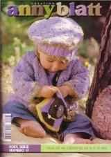 Anny Blatt baby №9 (вязание)