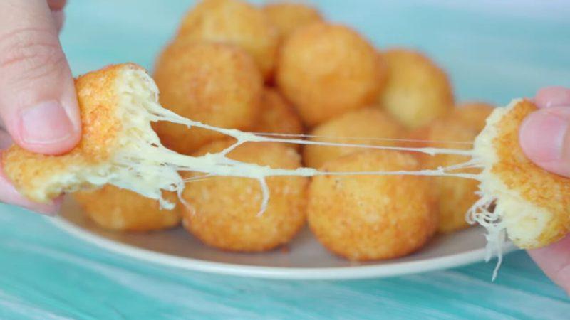 Неимоверная вкуснятина из сыра за 15 минут — готовьте тройную порцию закуски,сыр