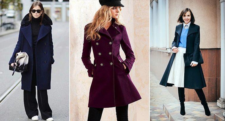 Как подобрать модное пальто на осень