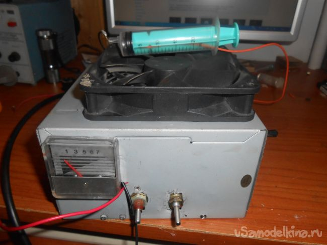 Автоматическое зарядное: универсальное устройство из блока питания ноутбука