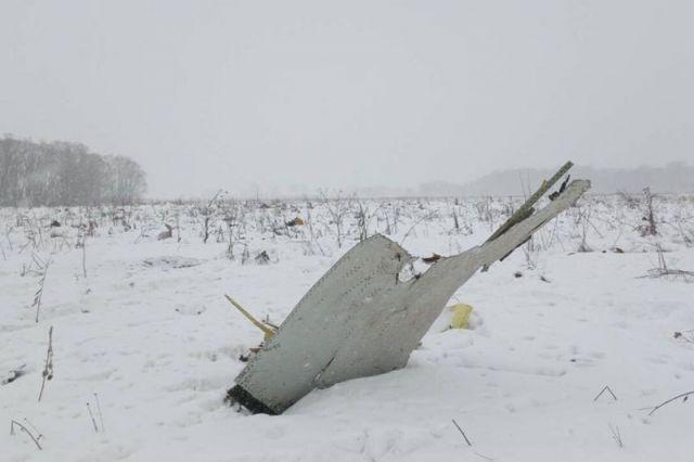 Причиной крушения Ан-148 могли стать ошибки пилотов?