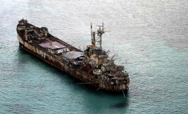 Загадка Второй мировой: пропавший эсминец на Аляске