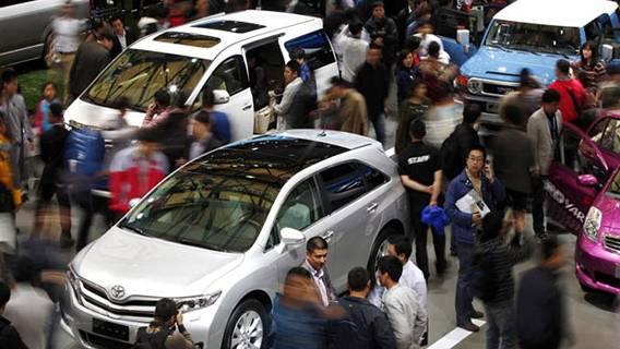 Гендиректоры Nio и Xpeng разговорились в ходе первого дня автошоу в Шанхае