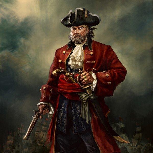 Неуловимый Эвери: история самого удачливого пирата