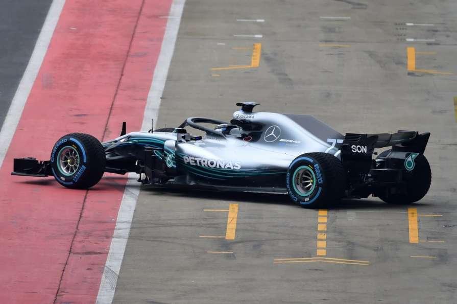 Mercedes представили новый б…