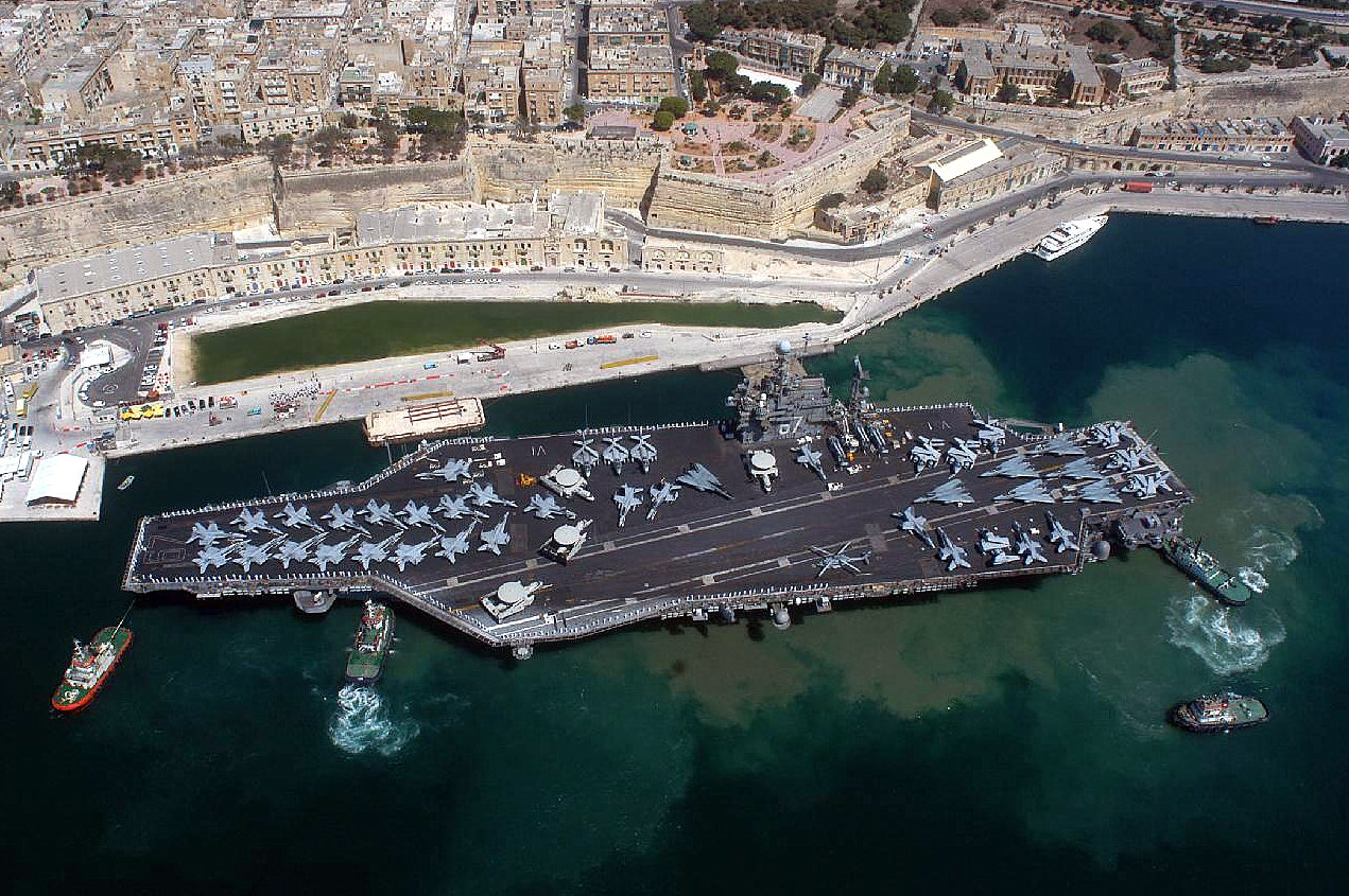 «Пентагон против»: ВМС США планируют пропустить испытание нового авианосца