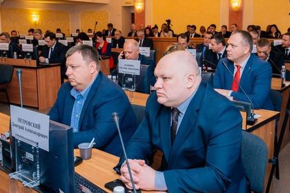 Ярославского депутата-бузоте…