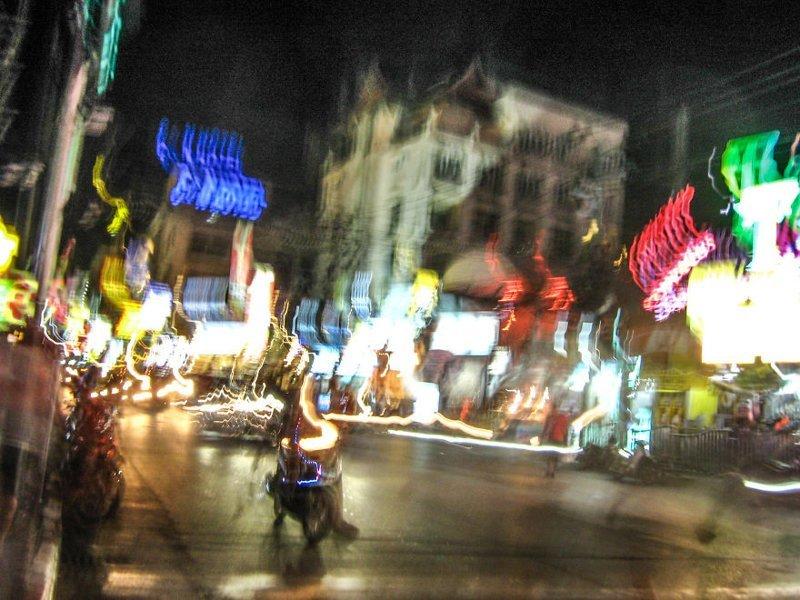 Поздний вечер камера, оборудование, путешествие, снимок, таиланд, фотография, фотомир
