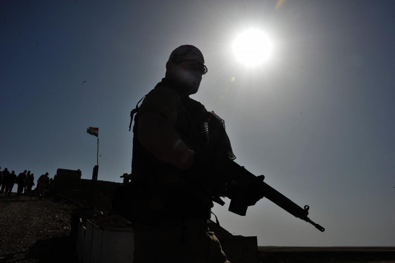 Террористы ИГИЛ* в Сирии сбежали из-под стражи поддерживаемой США вооружённой коалиции