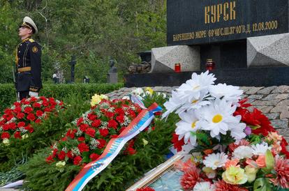 Путин назвал причину гибели подлодки «Курск»