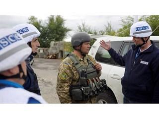 Telepolis: Киев не видит своей вины в выводе российских наблюдателей из Донбасса