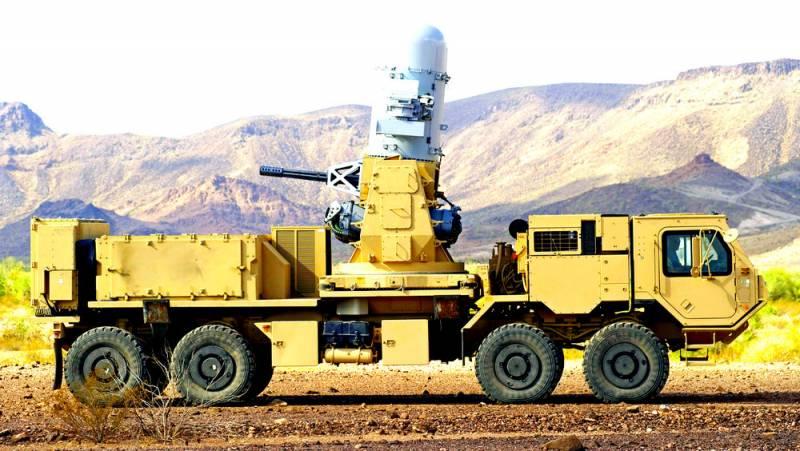 C-RAM: опасный конкурент русского «Панциря» из США