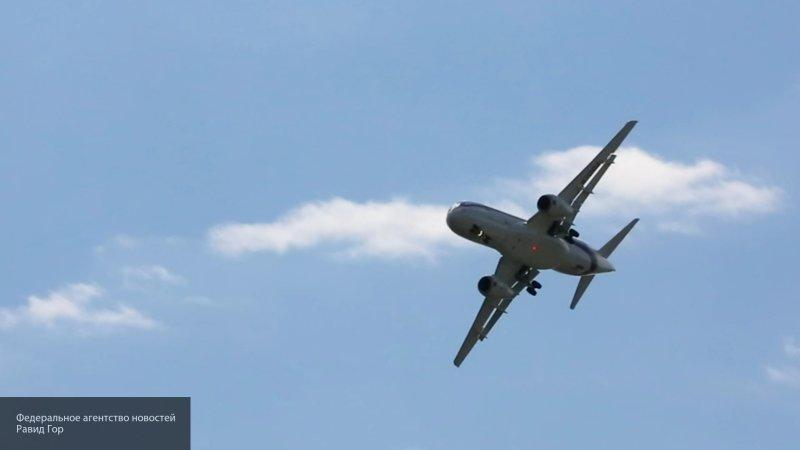 Sukhoi Superjet с неисправностью экстренно приземлился в аэропорту Шереметьево