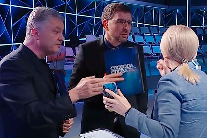 Порошенко припомнили поздравление Путина сДнем России